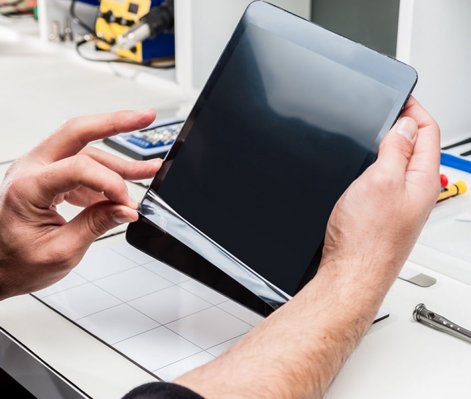 iPad and Tablet Screen Replacement